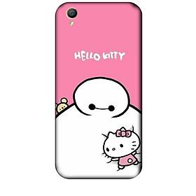 Ốp lưng dành cho điện thoại OPPO NEO 9 hinh Big Hero Kitty