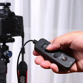 RM-VS1 Remote Control Shutter điều khiển quay phim cho Sony a5100, a6400, a6600, a7iii, a7ii ...