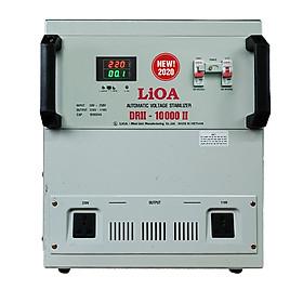Ổn áp 1 pha LiOA DRII-10000 II NEW2020