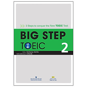 Big Step Toeic 2 (LC+RC)