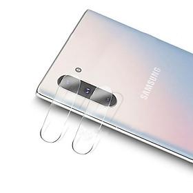Kính Cường Lực Camera Dành Cho Samsung Note 10, Note 10 Plus