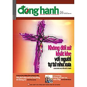 Hình đại diện sản phẩm Tạp chí Đồng Hành số 26