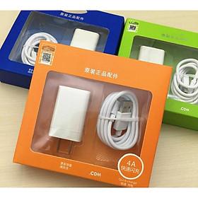 Adapter Củ Sạc Nhanh Quick Charge QC 3.0 (1 Đầu USB) Dùng Cho Thiết Bị Iphone/ Samsung/ Android - DT045 - Hàng Chính Hãng VN/A
