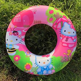 Phao bơi tròn hoạt hình cho bé (tặng kèm 1 sản phẩm ngẫu nhiên)
