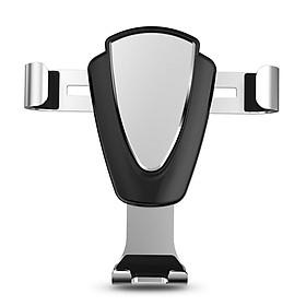 Giá đỡ điện thoại 3 chấu gắn lên lỗ thông gió trên xe hơi, ô tô- GDT3 (Giao màu ngẫu nhiên)