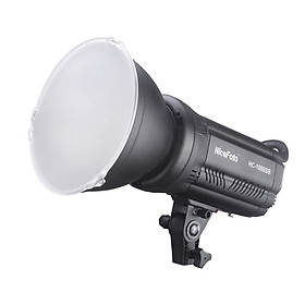 NiceFoto HC-1000SB Photography LED Video Light LCD Screen CRI95+ 3200K/5600K Dimmable with Wireless Control Color