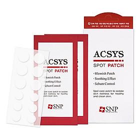 Miếng Dán Mụn SNP Acsys Spot Patch (72 miếng)