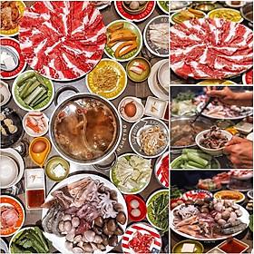 Giftpop - Phiếu Quà Tặng Trị Giá 1000k Áp Dụng Hệ Thống Gogi-Kichi Kichi-Hutong-Sumo BBQ...Toàn Quốc