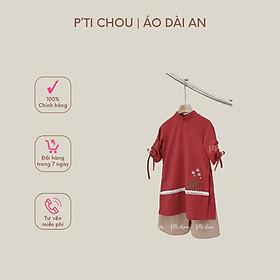 Áo dài An An thiết kế bởi P'ti Chou