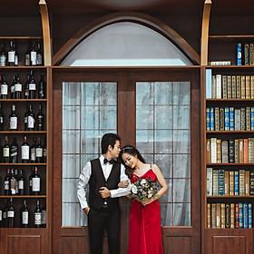 Chụp ảnh cưới phim trường ENDEE