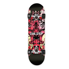 Ván Trượt Lửa Thần Skateboard 1200 - 1214 - Độ bền tuyệt đối
