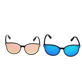 2x Childrens Kids Toddler Shades Sunglasses UV400 Eyewear For Boys Girls