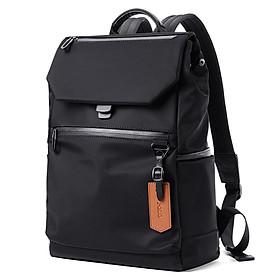 Hình đại diện sản phẩm POLO backpack casual travel backpack can hold 14-inch computer bag large-capacity bag ZY090P521J black