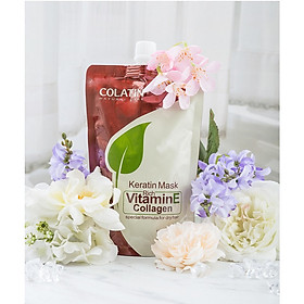 HẤP COLLAGEN-VITAMIN E COLATIN 500ML