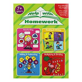 Help With Homework: 7+