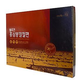 Hộp 10 Túi Hồng sâm 6 năm Daedong Korea thái lát tẩm Mật ong - Daedong Honeyed Korean Red Ginseng (20g x 10)