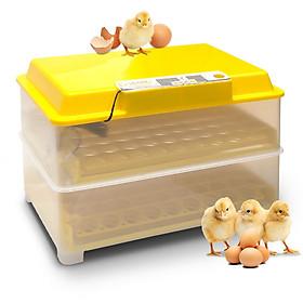 Máy ấp trứng mini A100 108 Trứng lắp ráp sẵn tự động hoàn toàn