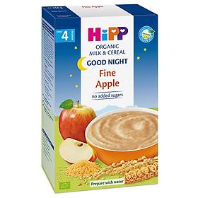 Bột Dinh Dưỡng Sữa Chúc Ngủ Ngon Táo Tây HiPP 2963 (250g)
