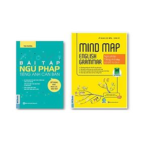 Combo Học Ngữ Pháp Tiếng Anh Căn Bản (Học kèm App MCBooks Application) (Cào Tem Để Mở Quà)