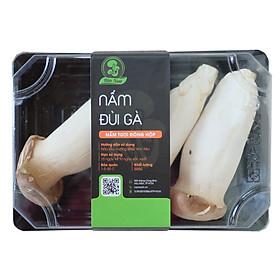 Nấm Đùi Gà Tươi Ngon, Sạch, Bổ Sung Giàu Dinh Dưỡng Hộp 500Gr - Foodmap