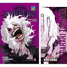 My Hero Academia - Học Viện Siêu Anh Hùng - Tập 25: Shigaraki Tomura: Khởi Đầu