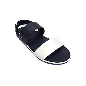 Giày Sandal 3 Quai Ngang Nam Everest EVE03 C23 (Xanh Phối Trắng)