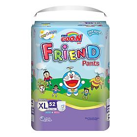 Tã Quần Goo.n Friend Gói Siêu Đại XL52 (52 Miếng)