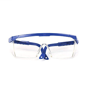 Cycling goggles labor insurance saliva anti-splash droplets dust-proof protective glasses transparent men and women