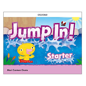 Jump In! Starter: Class Book
