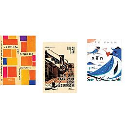Combo 3 cuốn sách: Có một con phố vừa đi qua phố + Hà Nội Băm Sáu Phố Phường  + Sến