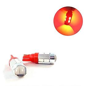 Cặp Đèn Xi Nhan Led 2 Tầng Nhôm MS2721 - Tặng Thêm 1 Pin AAA Maxell