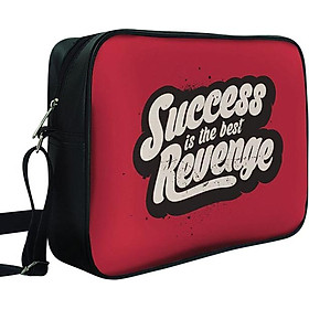 Túi Chéo Hộp Success Is The Best Revenge - TCTE077