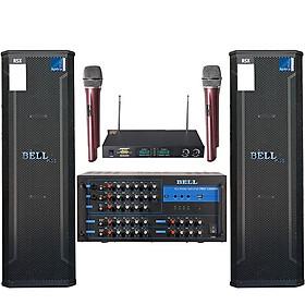 Bộ dàn âm thanh gia đình BELLPlus RSX - 6300