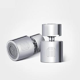 Đầu Vòi Nước Xiaomi Diiib Với Bộ Lọc Giúp Tiết Kiệm Nước 2 Luồng 360 Độ Chống Văng Tiện Dụng-(2 vòi)