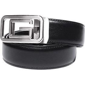 Dây nịt nam - Thắt lưng nam da SAM leather SFDN002GB, Men's belts