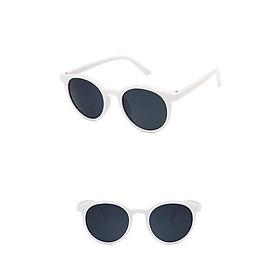 Kính râm gọng tròn với tròng chống tia UV nhiều kiểu sành điệu Sunglasses KM13