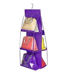 Hình đại diện sản phẩm Kệ treo để túi xách bảo quản túi xách tiện lợi (Giao màu ngẫu nhiên)