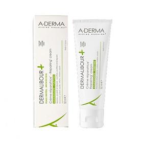 Kem phục hồi dịu da và kháng khuẩn Dermalibour + Repairing Cream A-Derma 50ml
