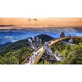Tour du lịch ĐÀ NẴNG - HỘI AN - BANA HILL 4N3Đ khởi hành từ Hà Nội