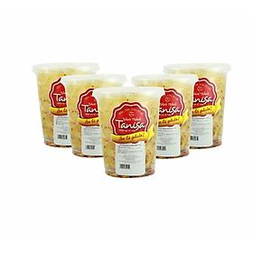 Combo 5 hộp bánh tráng trộn Tây Ninh sa tế tôm