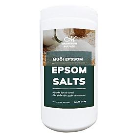 MAGNESIUM SULFATE MgSO4 Muối Epsom Salt 1kg