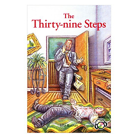Compass Classic Readers 4: The Thirty-Nine Steps (With Mp3) (Paperback)