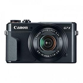 Máy Ảnh Canon G7X Mark II - Hàng Chính Hãng ( Tặng Thẻ Nhớ 16GB + Tấm Dán LCD )