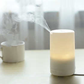 LED Lights 70ml Aroma Essential Oil Diffuser Ultrasonic Air Humidifier
