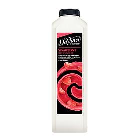 Mứt Dâu Tây / Strawberry Fruitmix - DaVinci Gourmet (1L)