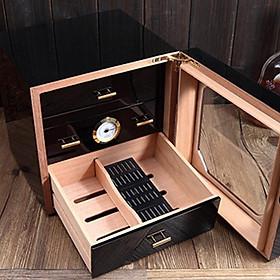 Tủ xì gà tiện ích cao cấp Tủ xì gà đa năng sang trọng DH-DGT2009