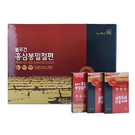 Hồng sâm lát tẩm Mật ong Daedong Hàn Quốc 200g