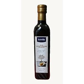 Dầu Oliu nguyên chất Olive Extra Virgin La Sicilia (Ý) 500ml