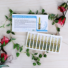 Serum làm dịu da, giảm kích ứng và tái tạo da cao cấp chuyên dùng cho Spa