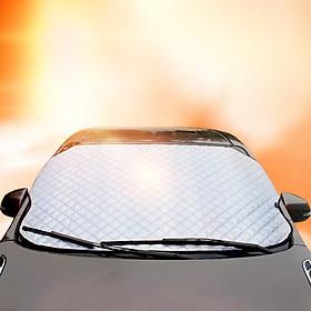 Tấm che chống nắng phản quang, cách nhiệt kính trước cho xe ô tô
